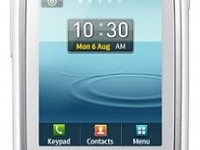 Телефон Samsung GT-C3262 white