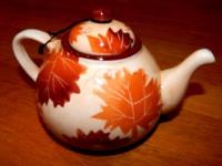 Чайник заварочный керамика