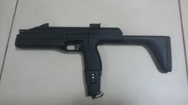 Пистолет-пулемет DROZD MP661KC