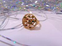 Кольцо И 23/1 Золото 585 (14K) вес 3.70 гр.