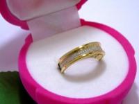 Кольцо Золото 750 (18K) вес 6.94 г