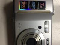 Фотоаппарат samsung s730