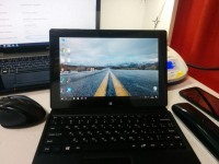 Планшет с клавиатурой 4Good People Gm500