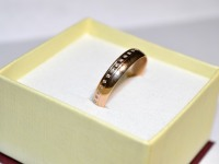 Кольцо Золото 585 (14K) вес 2.81 г