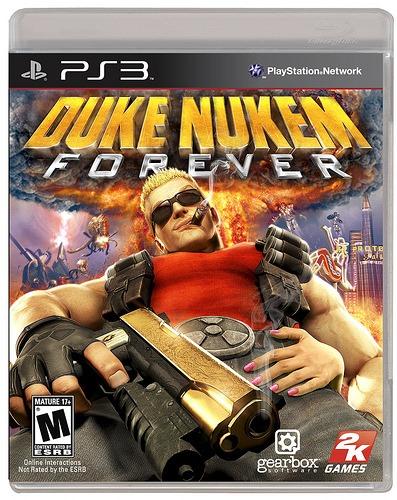 Диск PS 3  Duke Nukem