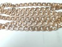 Цепь 55см 050167 Золото 585 (14K) вес 9.09 гр.