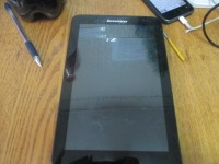 Планшет Lenovo A5500-hv