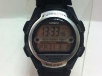 Часы Casio WR100M (гол)