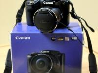 Цифровой фотоаппарат Canon PowerShot SX510