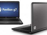 HP G7 + з у