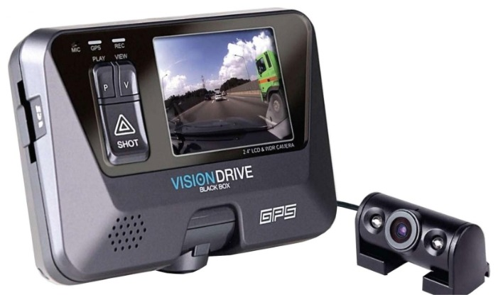 Видеорегистратор Visiondrive VD-7000W