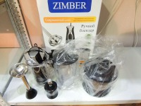 Погружной блендер Zimber ZM-11101