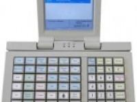 POS комплект: IBM SurePOS 300 4810-340, монитор LM-2000 series, клавиатура toshiba 41-07220