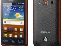 Samsung s5690 black orange