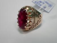 Кольцо с камнем Золото 585 (14K) вес 6.90 г