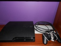 Sony PlayStation 3 (PS3, SPS3, PlayStation3) CECH-3008b 320гб, джойстик, пакет №194