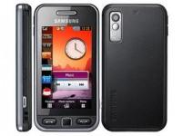 Samsung s 5230 black