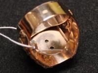 Печатка оникс+фианит. Золото 585 (14K) вес 15.58 г
