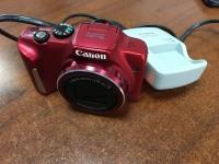 Фотоаппарат  Canon pc 2006