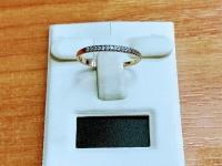 Кольцо Золото 585 (14K) вес 0.91 г