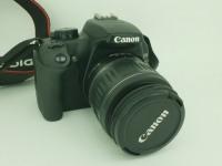 Фотоаппарат Canon 1000D (заряд.уст-во+сумка)
