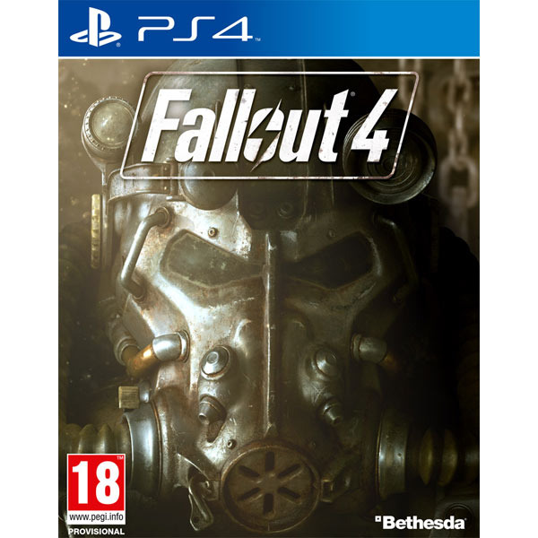 Диск PS4 Fallout 4