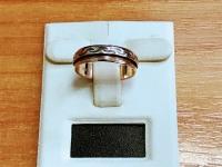 Кольцо Золото 585 (14K) вес 1.94 г