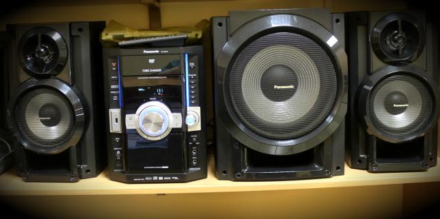 Музыкальный Центр Panasonic SAVK670