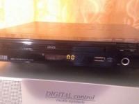 DVD плеер mystery mdv-742um