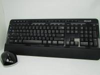 Клавиатура и мышка беспроводные (USB) Microsoft Desktop 3000 (пк без чека)