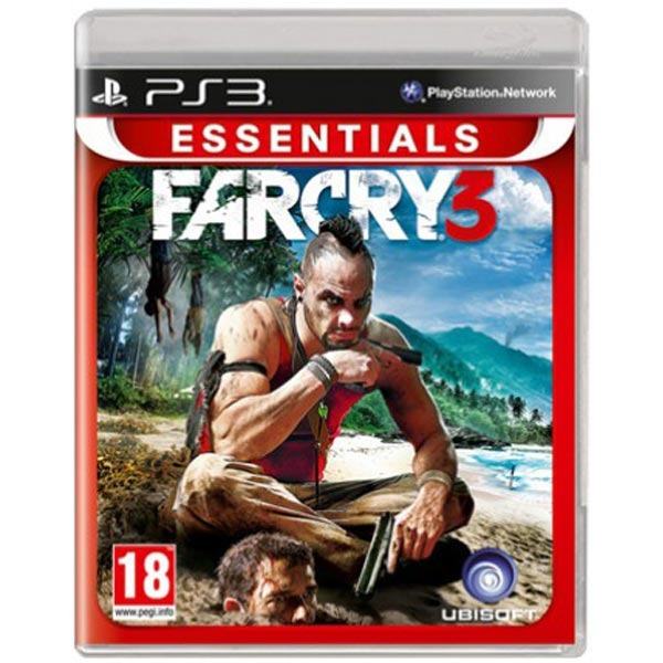 Диск PS3 Far Cry 3