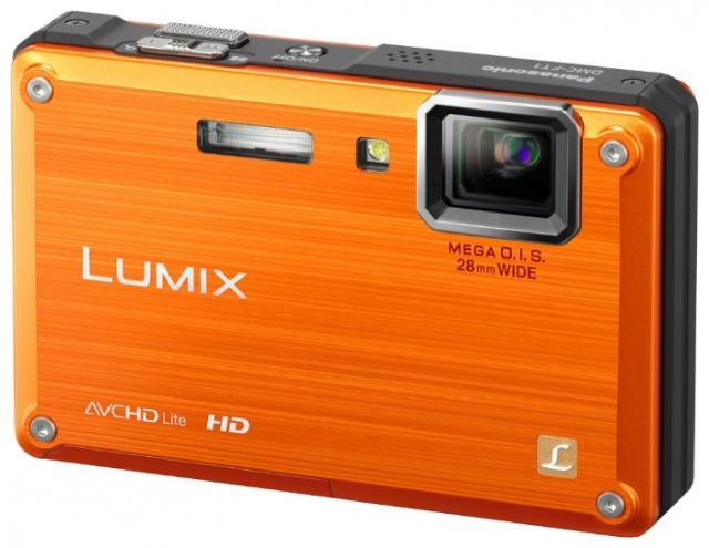 Фотоаппарат Panasonic Lumix DMC-FT1