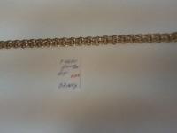 Браслет Золото 585 (14K) вес 18.55 г
