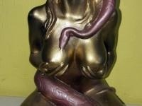 Статуэтка Девушка со змеей