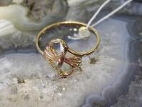 Кольцо Золото 585 (14K) вес 2.14 гр.