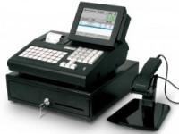 Комплект POS: Toshiba: PC Frontol+POS клавиатура, жк монитор OTEKsys OT10NA+флуоресцентный дисплей