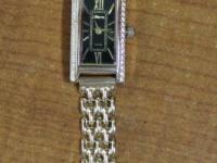"""Часы """"НИКА"""" с золотым браслетом. Золото 585 (14K) вес 23.04 г"""