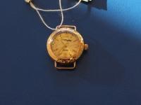 Часы''Мактайм'' Золото 585 (14K) вес 5.31 г