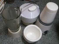 *кухонный комбайн AKA DDR TGL 12500 (соковыжималка, блендер, кофемолка)