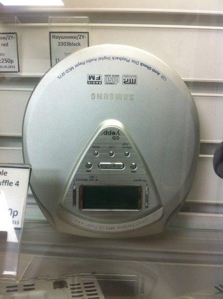 * CD плеер Samsung
