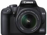 Ц.Ф Canon EOS 1000D