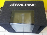 Автосабвуфер Alpine SBG-1244BP только саб