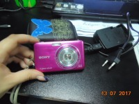 Цифровой фотоаппарат sony DSC-W310