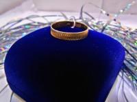 Кольцо 4Н 66 Золото 375 (9K) вес 1.29 г