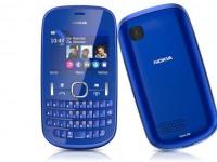 Nokia asha 200 blue