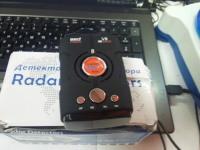 Радар детектор 16BAND v8 черный
