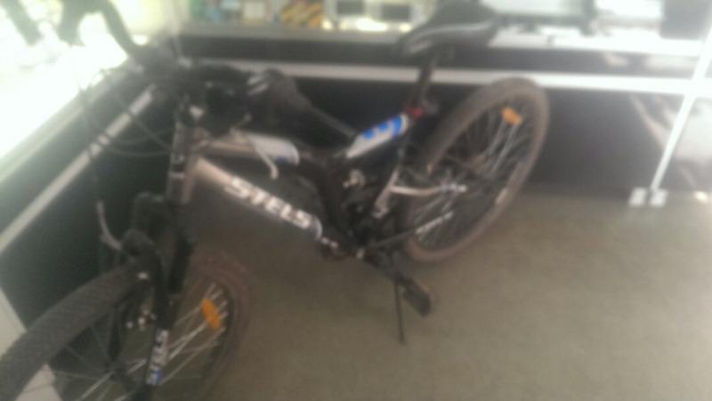 Велосипед STELS Mustang V 24