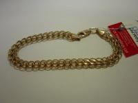 Браслет Анаконда Золото 585 (14K) вес 7.95 г