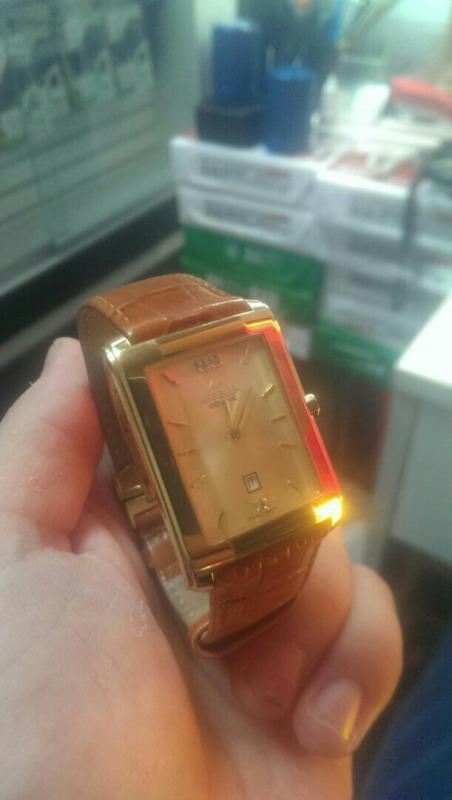 Часы Apella Gold PVD Brilliant