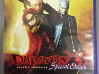 Диск Devil May Cry 3 Special Edition для PlayStation 2